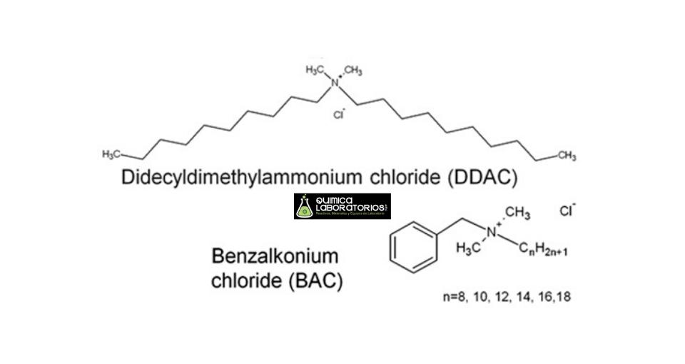 Residuos de Compuestos de Amonio Cuaternario en Alimentos